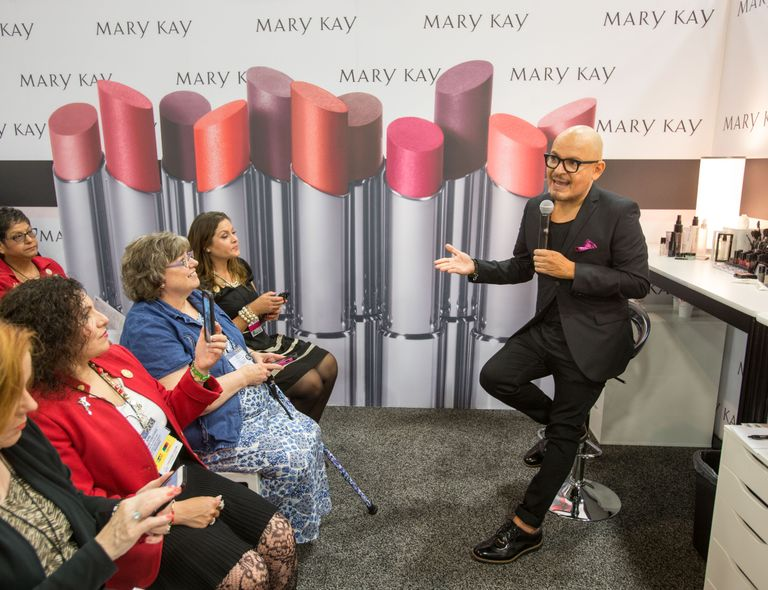 Luis Casco Named Global Beauty Ambassador For Mary Kay Inc