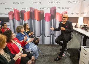 Luis Casco Named Global Beauty Ambassador For Mary Kay Inc.
