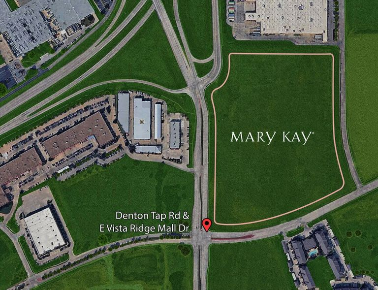 Mary Kay Names Lewisville Location For New $100 Million
