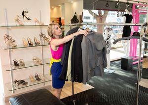 """Mary Kay's """"Suits For Shelters"""" Helps Women In Need With New Outfit And Fresh Start"""