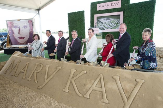 Mary Kay Groundbreaking
