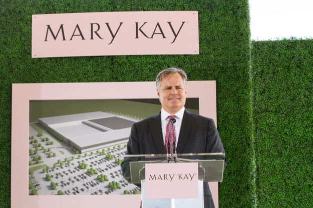 Mary Kay Groundbreaking 2
