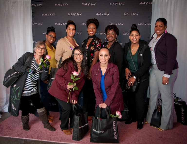 Mary Kay Global Day of Beauty 2017 Survivors