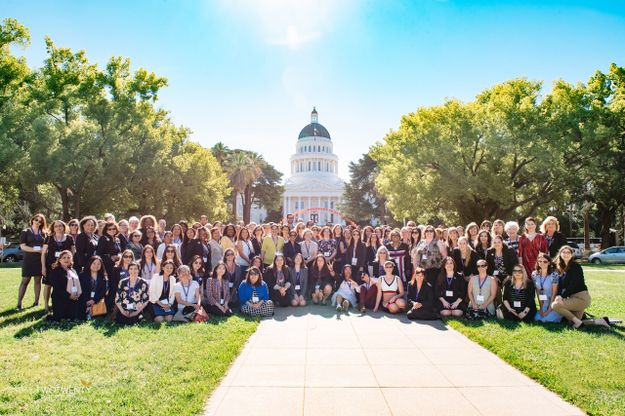 Mary Kay Joins The California Partnership To End Domestic Violence
