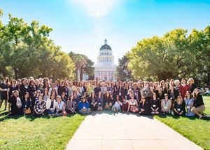 MARY KAY JOINS THE CALIFORNIA PARTNERSHIP TO END DOMESTIC VIOLENCE IN FIGHT FOR LEGISLATIVE FUNDING