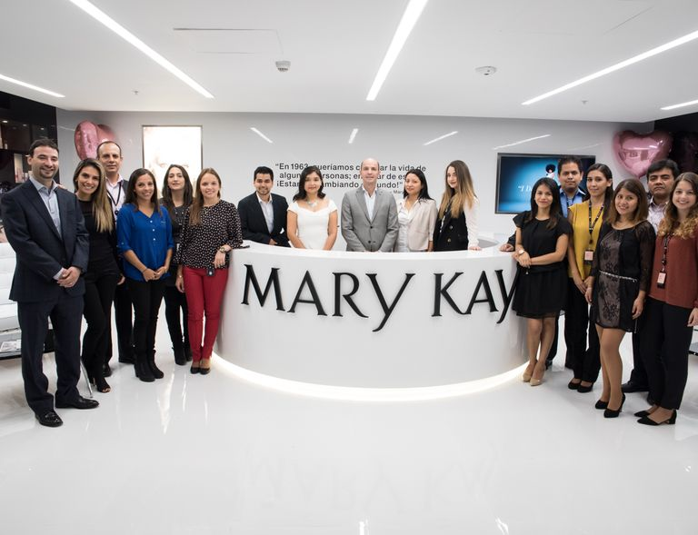 Mary Kay Arrives in Peru