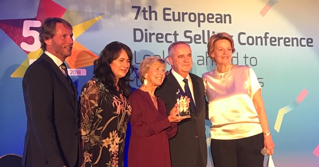 Seldia recently recognized Mary Kay Europe as 'Best Company of the Year' at its 2018 Astra Awards