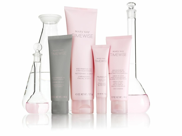 Mary Kay Launches TimeWise® Miracle Set 3D™