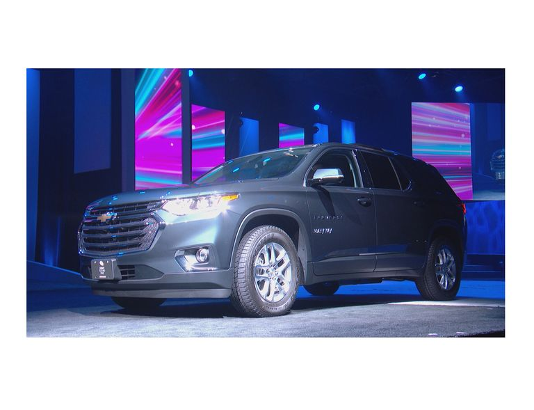 Chevy Traverse 1LT
