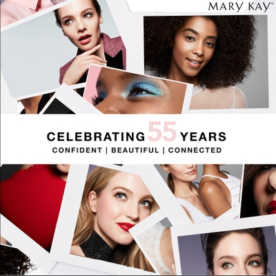 Mary Kay celebrates 55 years empowering women around the world