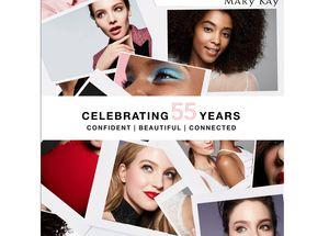 Mary Kay celebra su 55 aniversario como marca que inspira y motiva a las emprendedoras de todo el mundo