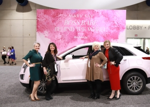 TOP BEAUTY BRAND CELEBRATES 50 YEARS OF AN AMERICAN ICON –  THE MARY KAY PINK CADILLAC