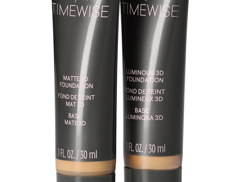 TimeWise® 3D Foundations