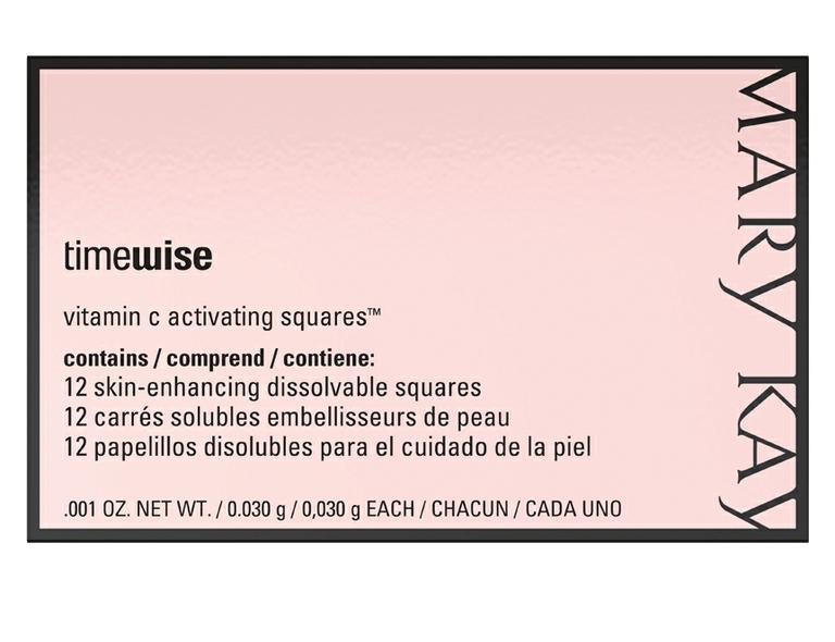 TimeWise Vitamin C Activating Squares®