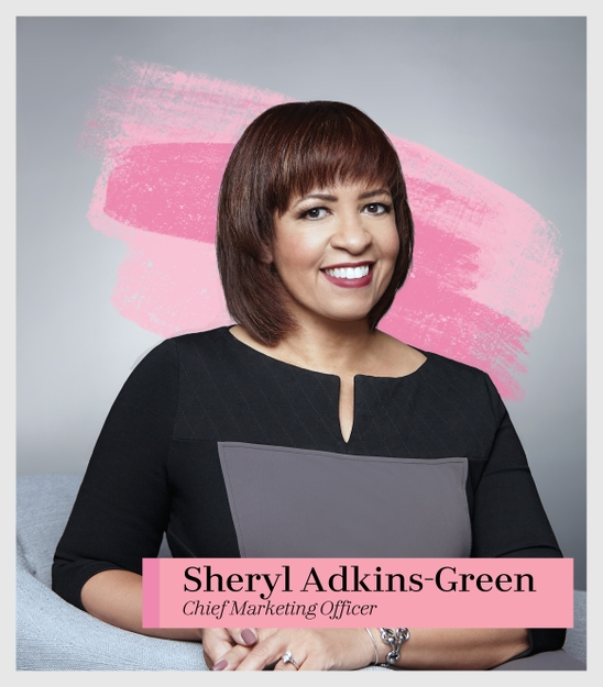 Shery lAdkins-Green, Chief Marketing Officer