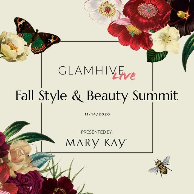 Anuncio de la Cumbre de Otoño - Pie de fotografía: La Cumbre Digital Glamhive de Belleza y Estilo de Otoño reunirá a las figuras más destacadas de la moda y la belleza