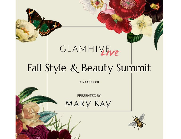 The Glamhive Digital Fall Style and Beauty Summit will bring together top fashion and beauty leaders