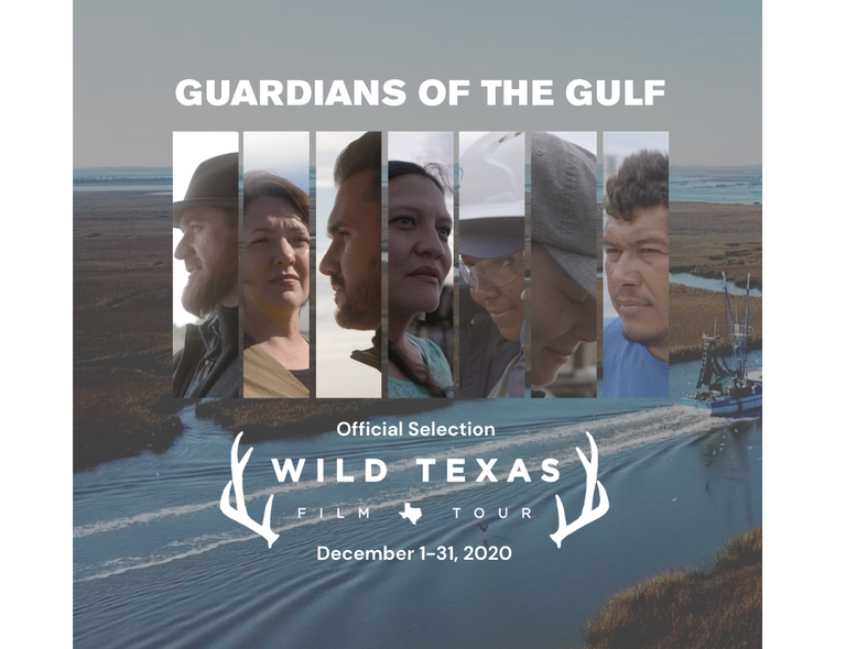 Guardians of the Gulf, produced by Mary Kay Inc., will screen online for free during the month of December as part of the Wild Texas Film Tour.