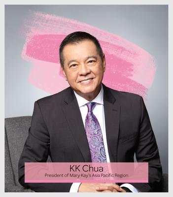 KK Chua – President, Mary Kay Asia Pacific Region