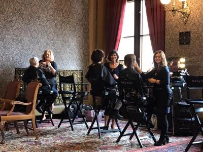 Expertos de belleza de Mary Kay presentes en la elaboración de los looks de los protagonistas de la 27ª Gala de los Premios León Checo