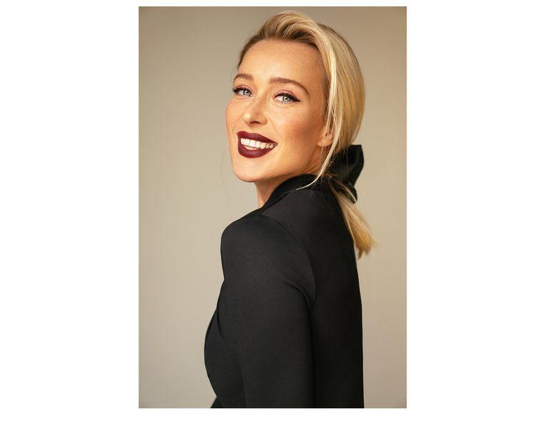 Martelle, artista de maquillaje de Mary Kay Ucrania