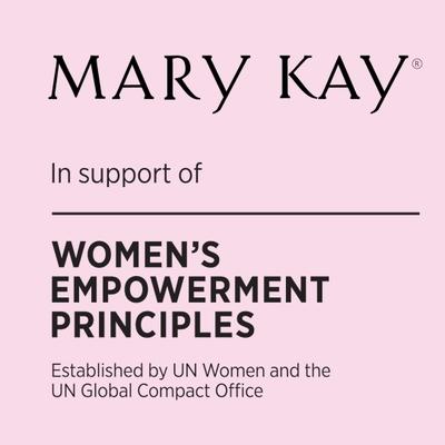 Deborah Gibbins challenge corporate partners to join her in signing Women's Empowerment Principles.