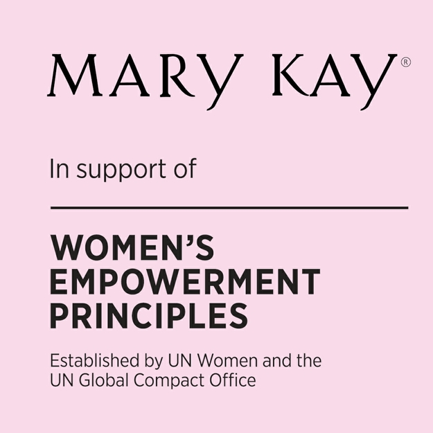 Mary Kay became a signatory of the Women's Empowerment Principles (WEPS) on February 28, 2019.