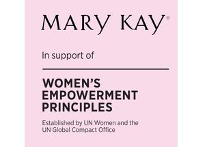 MARY KAY CELEBRATES 10-YEAR ANNIVERSARY OF  WOMEN'S EMPOWERMENT PRINCIPLES WITH A CONTINUED COMMITMENT TO WOMEN'S LEADERSHIP AND INCLUSION