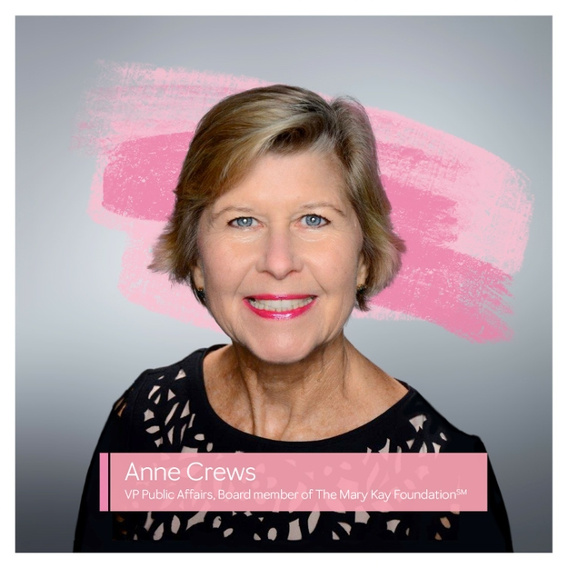 Anne Crews, Vice President of Public Affairs, Mary Kay Inc.