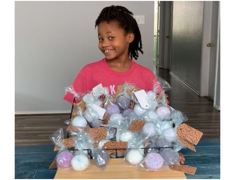 Small businesses launched by local students take entrepreneurship to new heights with Boss Club Foundation Summer Camp.