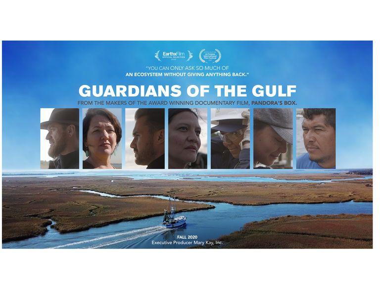 Guardians of the Gulf, con la producción ejecutiva de Mary Kay Inc., ha sido seleccionada pata el Festival Internacional de Cine LA Femme.