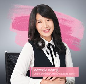 MARY KAY APPOINTS WENDY WANG AS CHIEF COMMERCIAL OFFICER FOR THE ASIA PACIFIC REGION