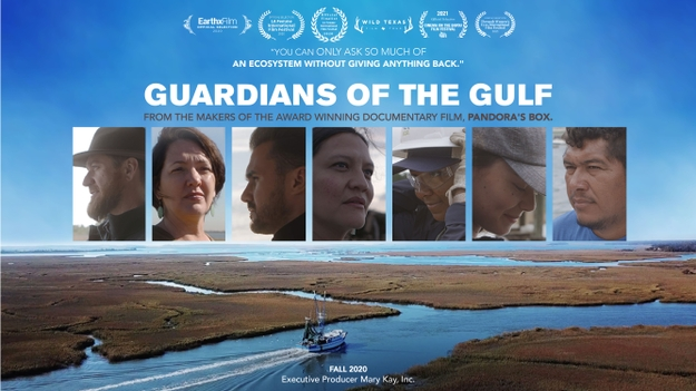 Guardians of the Gulf, produced by Mary Kay Inc., will screen online as part of the Cinema on the Bayou Film Festival.