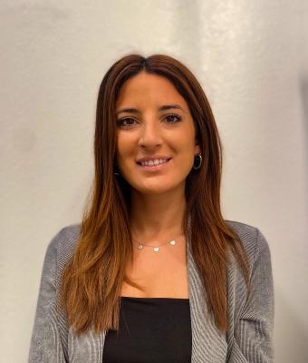 Ana Martin Vega, a Ph.D. student in cancer biology at Instituto de Biomedicina y Biotecnología de Cantabria, Spain