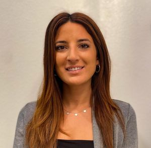 Ana Martin Vega, a Ph.D. student in cancer biology at Instituto de Biomedicina y Biotecnología de Cantabria, Spain