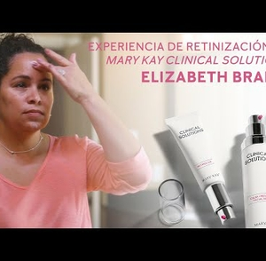 Antes y después de Mary Kay Clinical Solutions™ | Elizabeth Branco | Mary Kay