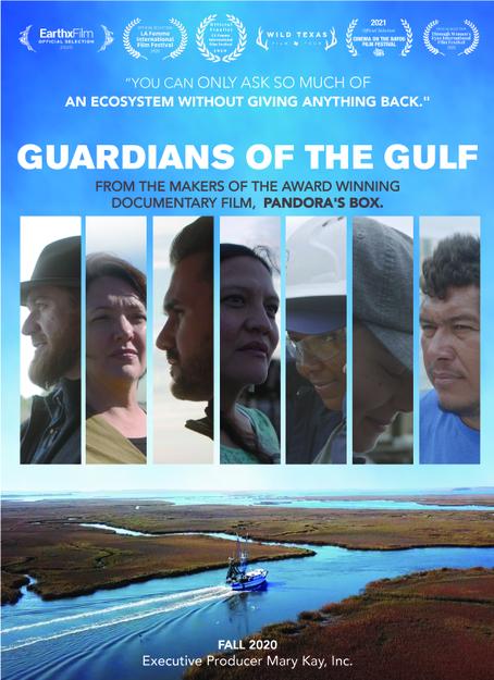 """El documental """"Guardians of the Gulf"""", producido por Mary Kay Inc., se proyectará en el festival internacional de cine Through Women's Eyes."""