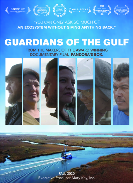 Guardians of the Gulf, produced by Mary Kay Inc., will screen as part of the Through Women's Eyes International Film Festival.