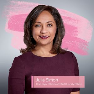 STATEMENT ON INTERNATIONAL WOMEN'S DAY 2021 BY JULIA SIMON,  CHIEF LEGAL AND DIVERSITY OFFICER OF MARY KAY INC.