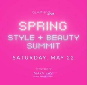 La cumbre Digital Spring Style and Beauty de Glamhive reunirá a los profesionales de la industria y los entusiastas del estilo y la belleza para hablar del estilo primaveral.