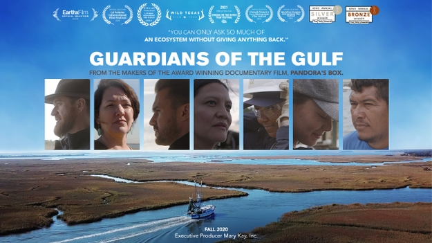This announcement comes in the midst of a nation-wide festival tour of the Mary Kay-produced Guardians of the Gulf, a documentary that explores the tumultuous relationship between the Gulf of Mexico and the conservationists determined to protect it.
