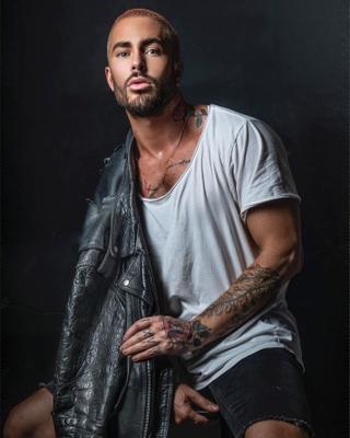 Celebrity hairstylist Andrew Fitzsimons