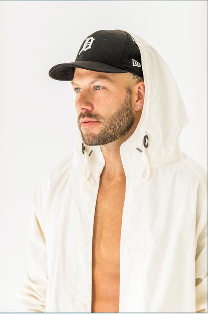 Celebrity stylist and costume designer Johnny Wujek