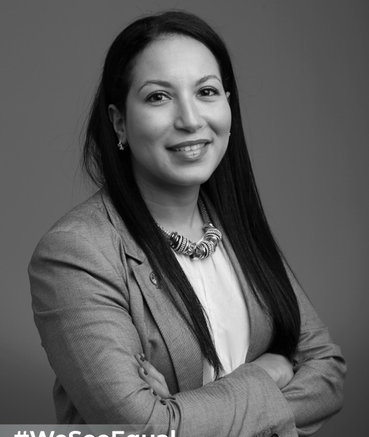 Jamila Belabidi, Purchases Director, Global Women Economic Empowerment & Global Innovation