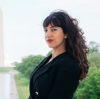 Sonia Dridi, journalist & Washington DC correspondent for France 24 and Europe 1