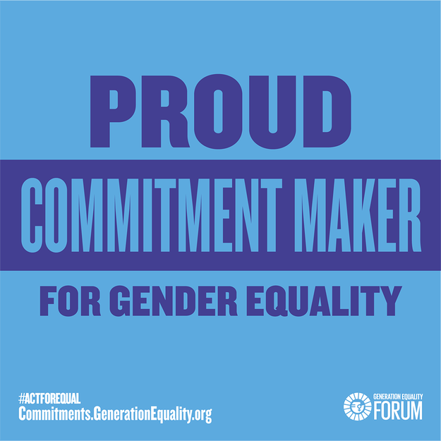 """This month, Mary Kay also joined the """"Drivers of change"""" Program at the Generation Equality Forum in Paris, France (June 30 - July 2)."""