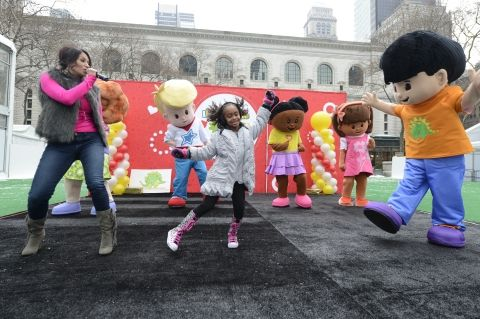Fisher-Price® Reveals Redesigned Little People® Characters