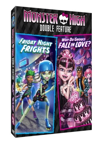 Monster High™ Releases New Double Feature DVD