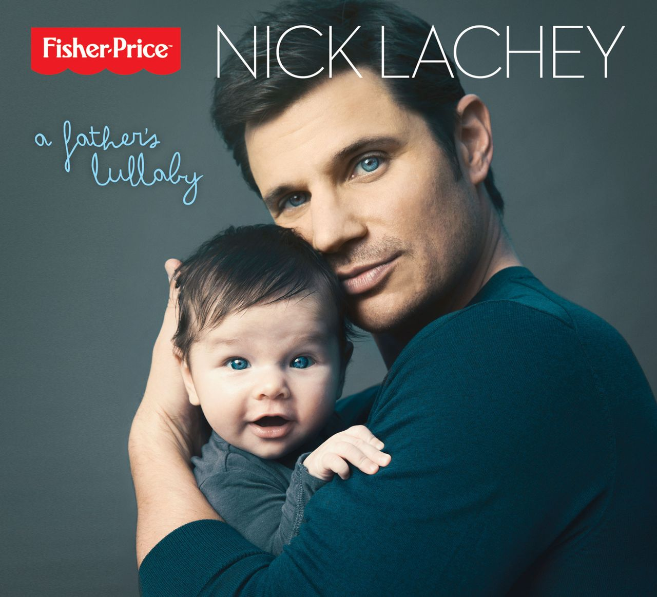 "Multi-Platinum Recording Artist Nick Lachey Releases ""A Father's Lullaby"" Album With Fisher-Price®"