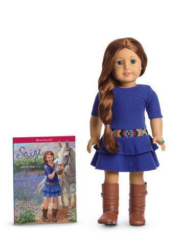 Ready to Soar! American Girl's 2013 Girl of the Year Turns Passion into Persuasion to Promote Arts Education